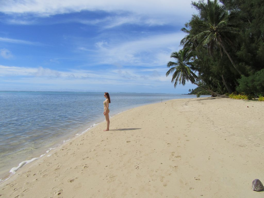 Best beaches cook islands