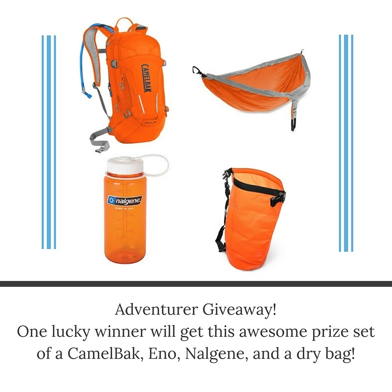 Lucky Adventurer Giveaway